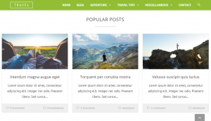 5 Customizable WordPress Themes Like OceanWP
